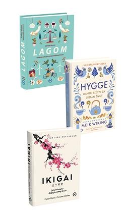 LAGOM, HYGGE, IKIGAI