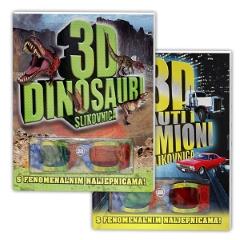 3D AUTI/DINOSAURI