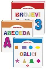 ABECEDA/BROJEVI/OBLICI