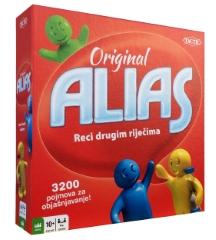 ALIAS-DRUŠTVENA IGRA