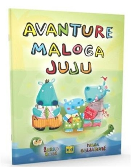 AVANTURE MALOGA JUJU+CD