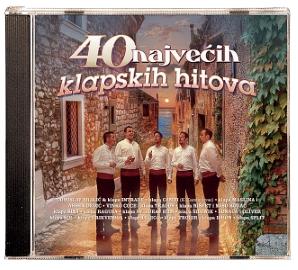 CD-40 NAJVEĆIH KLAPSKIH HITOVA