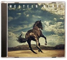 CD-BRUCE SPRINGSTEEN-WESTERN STARS