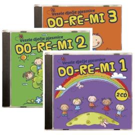 CD-DO-RE-MI (3 CD)