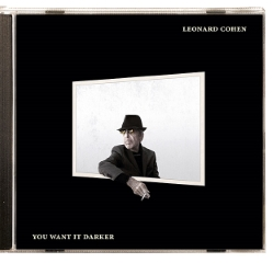 CD-LEONARD COHEN-YOU WANT IT DARKER
