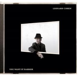 CD-LEONARD COHEN-YOU WANT IT DARKER