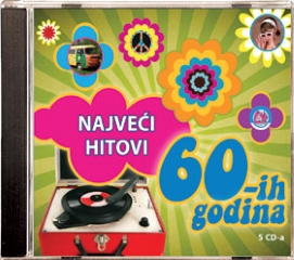CD-NAJVEĆI HITOVI 60-IH