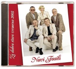 CD-NOVI FOSILI-ZA DOBRA STARA VREMENA