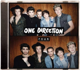 CD-ONE DIRECTION-FOUR