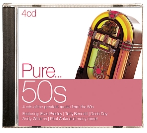 CD-PURE...50`S (4CD)