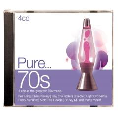 CD-PURE...70`S (4CD)