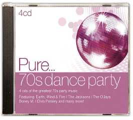 CD-PURE...70S DANCE PARTY