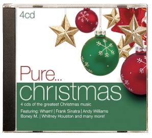 CD-PURE...CHRISTMAS