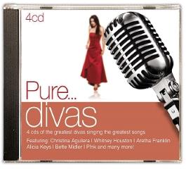 CD-PURE...DIVAS