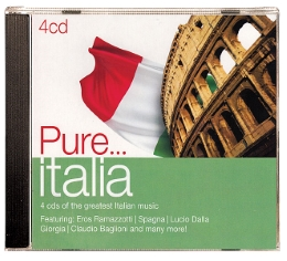 CD-PURE...ITALIA