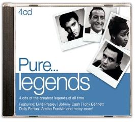 CD-PURE...LEGENDS (4CD)