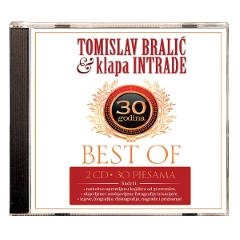 CD-TOMISLAV BRALIĆ&KLAPA INTRADE- BEST OF