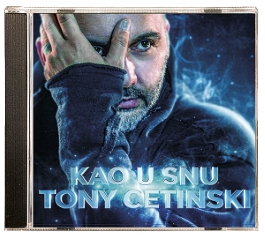 CD-TONY CETINSKI-KAO U SNU