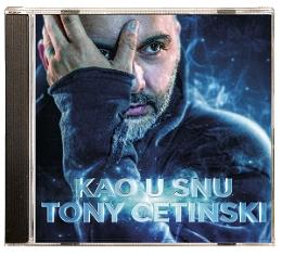 CD-TONY CETINSKI-KAO U SNU