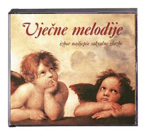 CD-VJEČNE MELODIJE