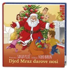 DJED MRAZ DAROVE NOSI