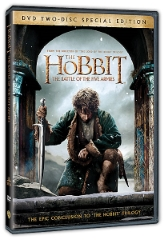 DVD-HOBBIT:BITKA PET VOJSKI