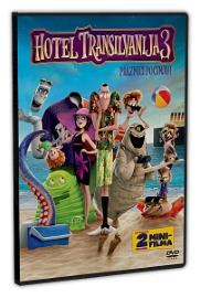 DVD-HOTEL TRANSILVANIJA 3: PRAZNICI POČINJU