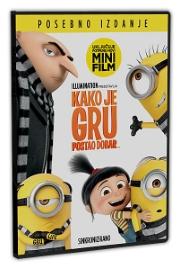 DVD-KAKO JE GRU POSTAO DOBAR