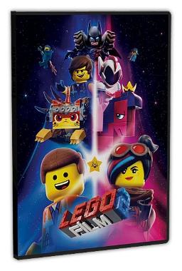 DVD-LEGO FILM 2