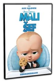 DVD-MALI ŠEF
