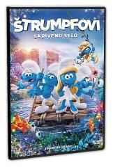 DVD-ŠTRUMPFOVI:SKRIVENO SELO