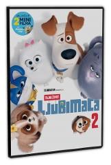 DVD-TAJNI ŽIVOT LJUBIMACA 2