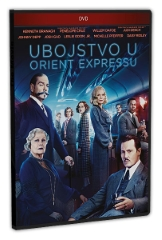 DVD-UBOJSTVO U ORIENT EXPRESSU