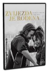 DVD-ZVIJEZDA JE ROĐENA