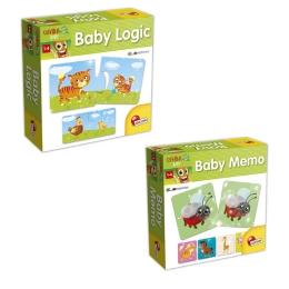 KOMPLET-BABY MEMO+LOGIC