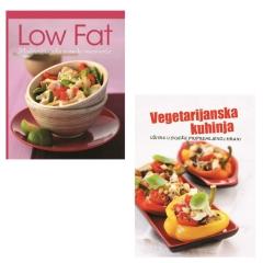 LOW FAT+VEGETARIJANSKA KUHINJA