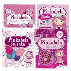 PINKABELA-KOMPLET 1-4
