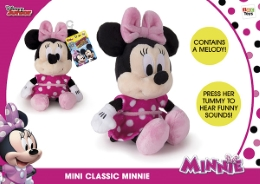 PLIŠ IGRAČKA SA ZVUKOM LITTLE MINNIE SOUNDS