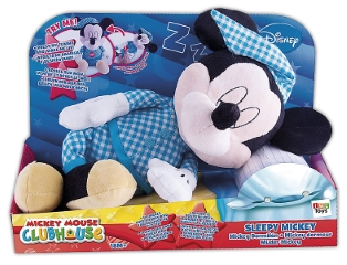PLIŠ SLEEPY MICKEY