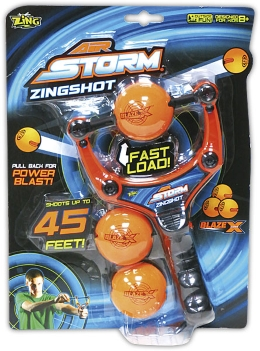 SET LUK AIR STORM ZING SHOT